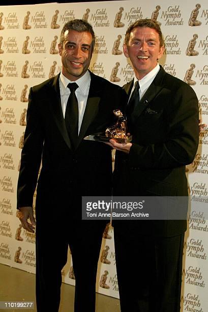 "Executive Producers of ""Sex & the City"" Michael Patrick King and John Melfi"