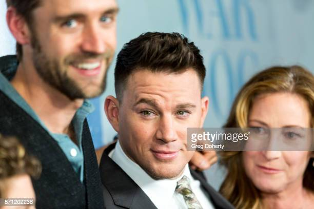 Executive Producers Reid Carolin and Channing Tatum and Director Deborah Scranton attend the HBO And Army Ranger Lead The Way Fun Present The...
