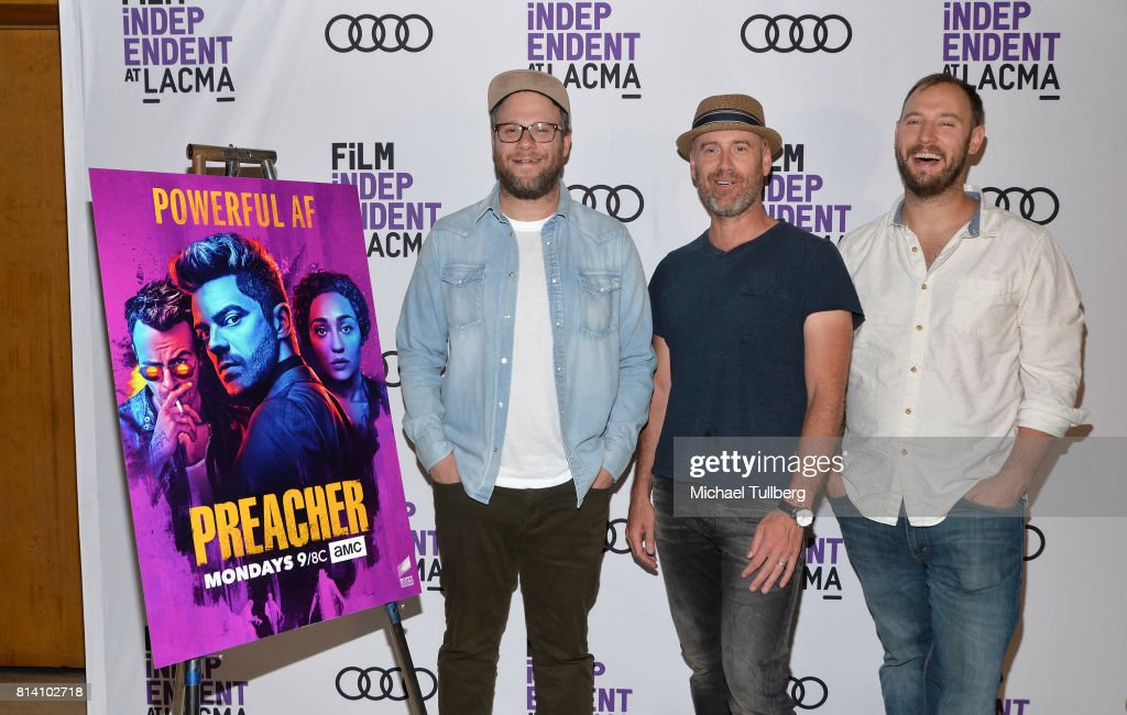 """Film Independent At LACMA Special Screening Of """"Preacher"""" - Arrivals"""