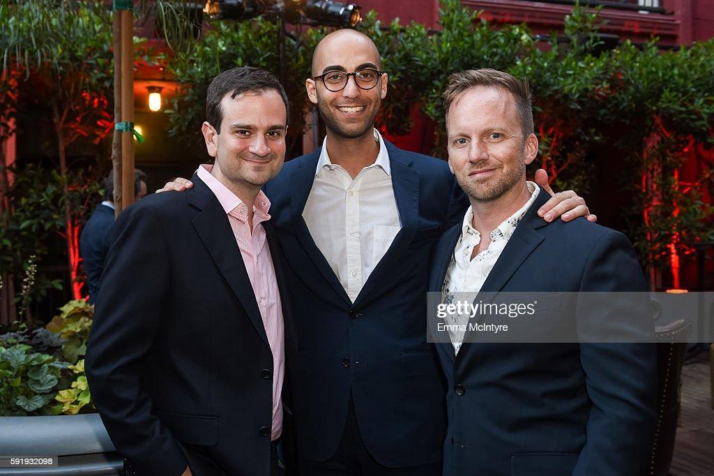Adam Ruins Everything Christmas.Executive Producers Simmy Kustanowitz And Jon Wolf And