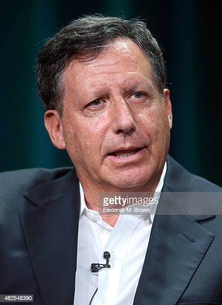 Executive producers Tom Werner speaks onstage during the 'Survivor's Remorse' panel discussion at the STARZ portion of the 2015 Summer TCA Tour at...