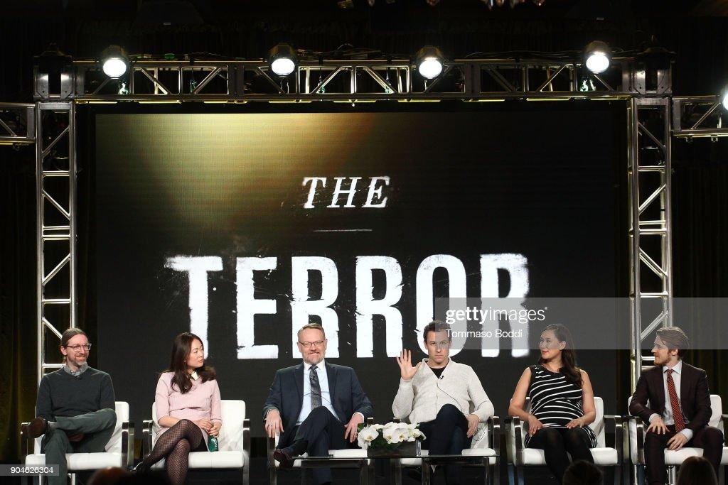 TCA for AMC - Session Panel : News Photo