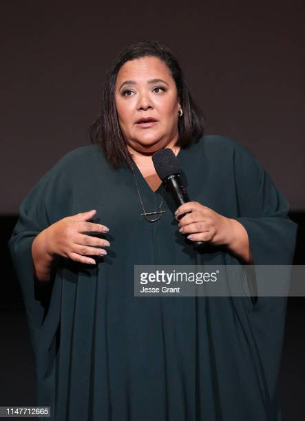 """Executive producer/showrunner dream hampton attends Lifetime's """"Surviving R Kelly"""" Emmy FYC Screening on May 07 2019 in North Hollywood California"""