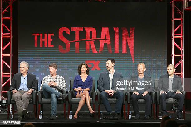 Executive producer/showrunner/writer/director Carlton Cuse cocreator/executive producer/writer Chuck Hogan actors Natalie Brown Kevin Durand Richard...