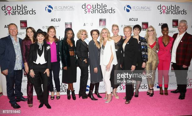 Executive Producer/Vice President COO/CoFounder of iS Clinical Alec Call Sara Bareilles Linda Hart Ana Gasteyer Adrienne Warren Orfeh Judy Kuhn...
