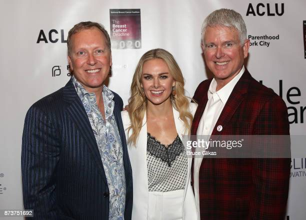 Executive Producer/Vice President COO/CoFounder of iS Clinical Alec Call Producer/Director/Conciever Laura Bell Bundy and Executive Producer/CEO and...