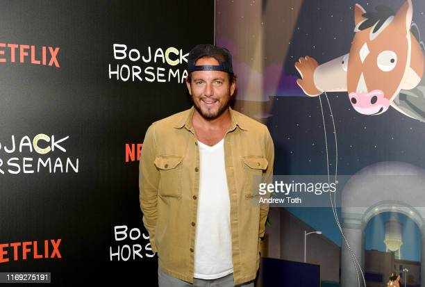 Executive Producer/Voice Actor Will Arnett attends Netflix's Bojack Horseman Screening and Reception at Netflix Home Theater on August 20 2019 in Los...