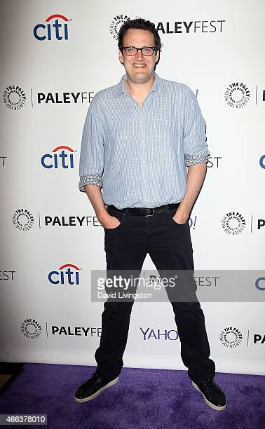 Executive producer/writer Andrew Kreisberg attends the 'Arrow' 'The Flash' event at The Paley Center For Media's 32nd Annual PALEYFEST LA at the...