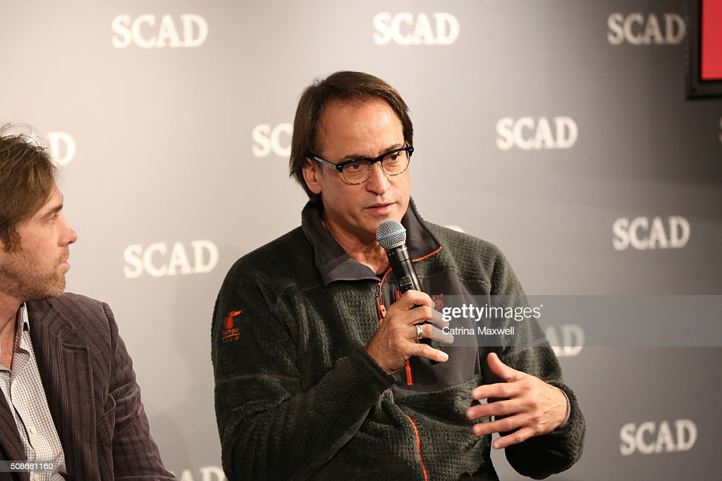 Executive Vice President EUE/Screen Gems Atlanta Kris Bagwell speaks during 'Hollywood of the South: Georgia Studios' panel during Day Two of aTVfest 2016 presented by SCAD on February 5, 2016 in Atlanta, Georgia.