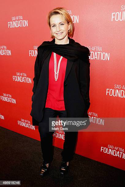 Executive Vice President Gabrielle Carteris attends the Screen Actors Guild Foundation 30th Anniversary Celebration at Wallis Annenberg Center for...