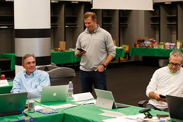 Oakland Athletics 2016 MLB Draft War Room