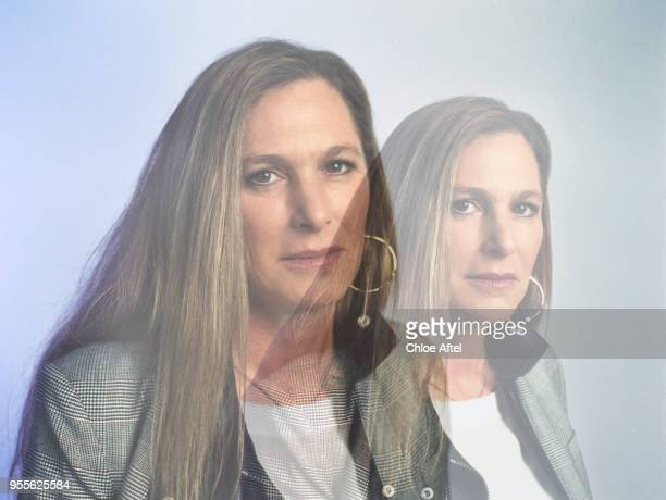 Executive Vice President of Corporate Relations and Chief Philanthropy Officer at Salesforce Suzanne DiBianca is photographed for Fast Company...