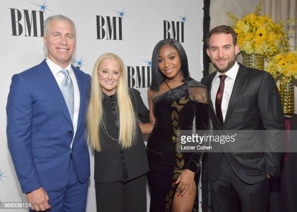 BMI Executive Vice President of Creative Licensing Mike Steinberg BMI Vice President of Worldwide Creative and Advisor to the EVP of Creative...