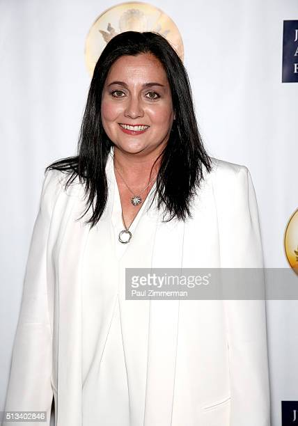 Executive Vice President of Global Employee Success Cindy Robbins attends the 5th Annual Jefferson Awards Foundation NYC National Ceremony at Gotham...