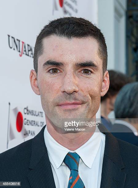 Executive vice president of production at Legendary Entertainment Alex Garcia attends the 2nd Annual Japan Cool Content Contribution Awards Ceremony...