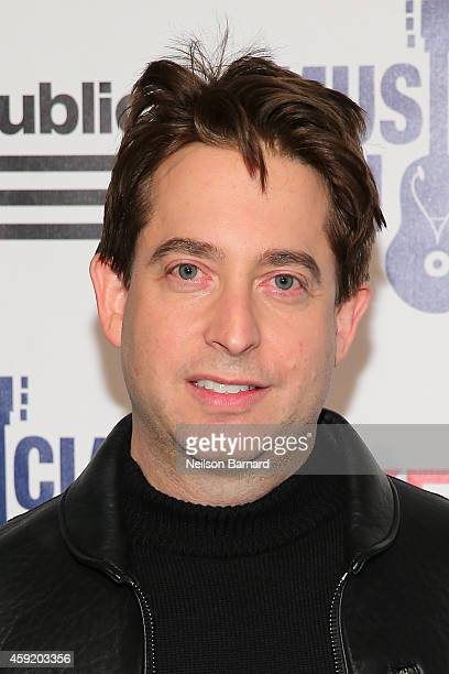 Executive Vice President Of Republic Records, Charlie Walk attends Musicians On Call Celebrates Its 15th Anniversary Honoring Kelly Clarkson and EVP...