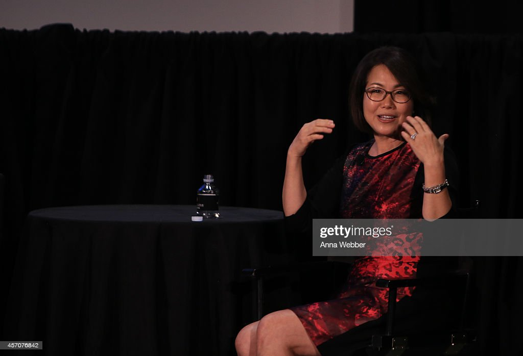 The New Yorker Festival 2014 - Map Of Your Brain With Cori Bargmann, Miyoung Chun, Kristen Harris, And Rafael Yuste Moderated By Michael Specter : News Photo