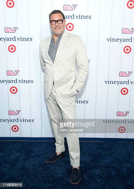 Executive Vice President of Target Mark Tritton attends Vineyard Vines for Target Launch at Brookfield Place on May 09 2019 in New York City