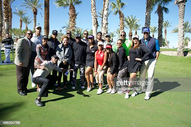 Executive Vice President Richard Gay NFL player Dale Moss former MLB player Royce Clayton former MLB player and General Manager of the Arizona...