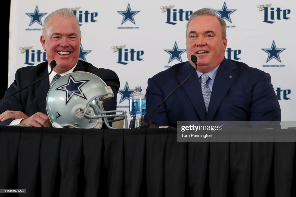 Dallas Cowboys Introduce Head Coach Mike McCarthy : News Photo