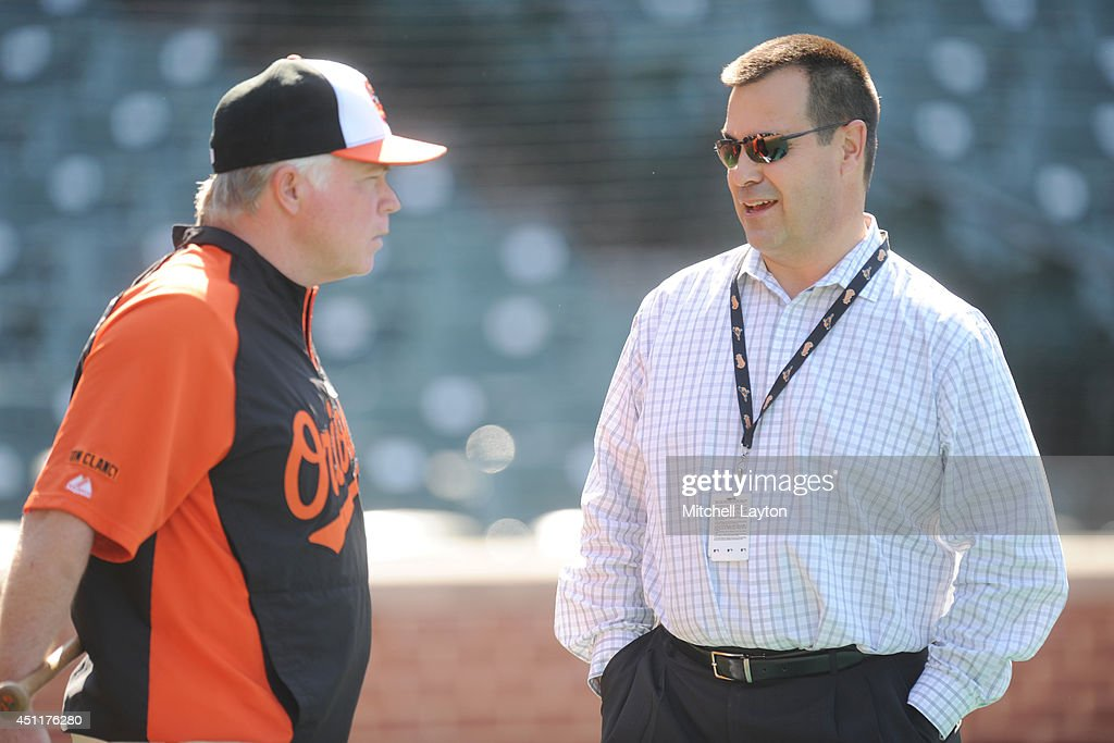 Chicago White Sox v Baltimore Orioles : News Photo