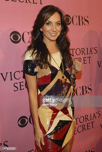 Executive VicePresident of Public Relations for Victoria's Secret Monica Mitro arrives at the 12th Annual Victoria's Secret Fashion Show at the Kodak...