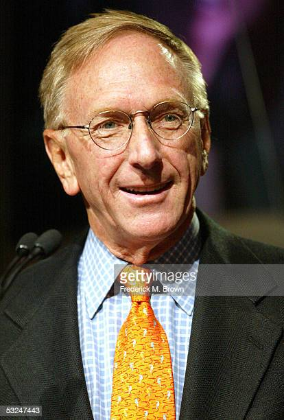 Executive VP of Programming David Kenin attends the panel discussion during the Hallmark Channel presentation at the 2005 Television Critics...