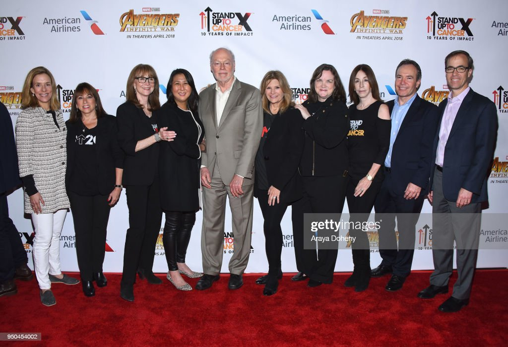 """American Airlines, Marvel Studios' """"Avengers: Infinity Wars"""", Stand Up To Cancer Unveil Customized American Airlines Aircraft"""