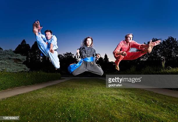 Excellent artistes martiaux