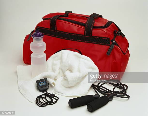 Exercise Bag and Equipment
