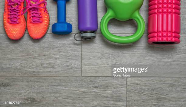 exercise equipment - exercise equipment stock pictures, royalty-free photos & images