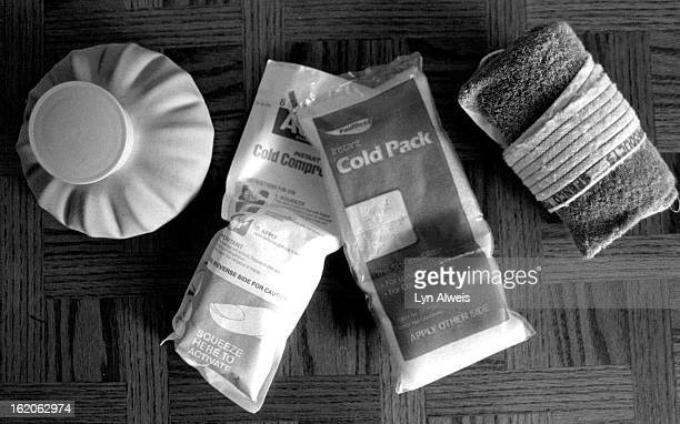 MAR 15 1991 Exercise Equipment Various Ice Packs