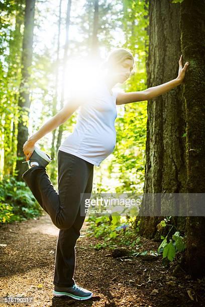 Exercice de la grossesse