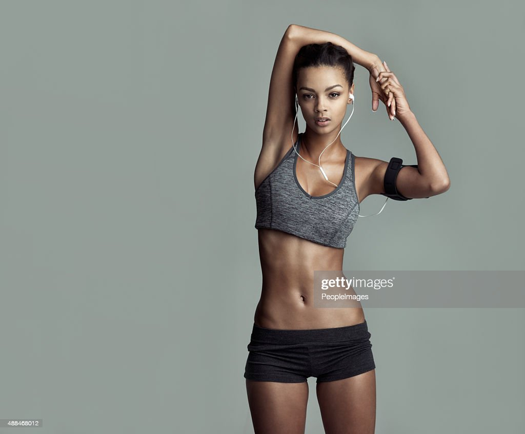 Exercise pays off : Stock Photo