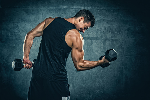 Exercise With Weights 587204700