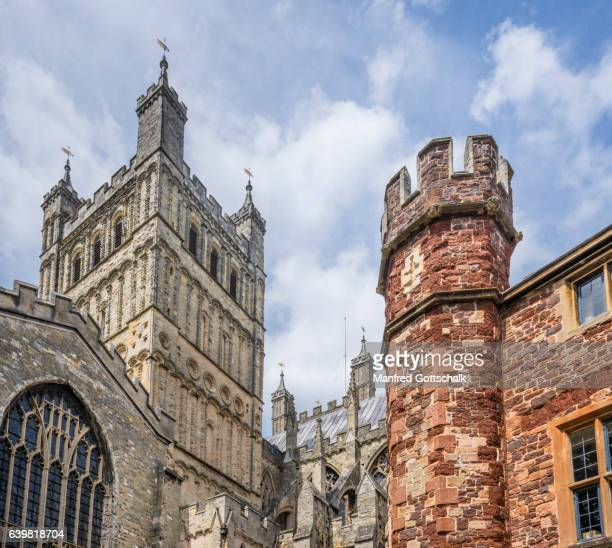 Exeter Cathedral and Bishop's Palace