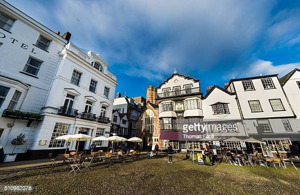Exeter Cathedral Close Restaurants
