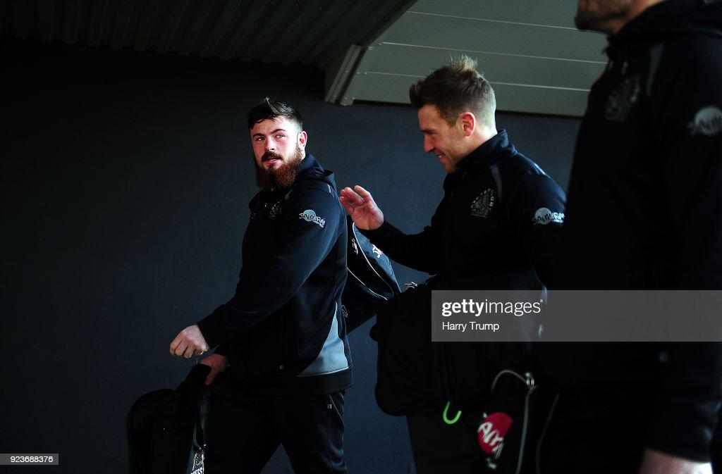 Exeter Chiefs v Northampton Saints - Aviva Premiership