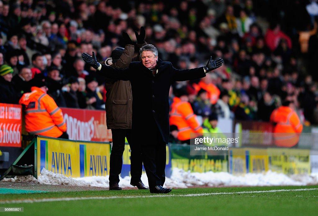 Norwich City v Exeter City
