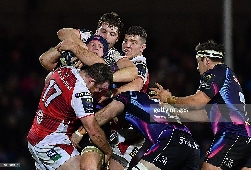 Exeter Chiefs v Ulster - European Rugby Champions Cup Pool 5 Round 5 : News Photo