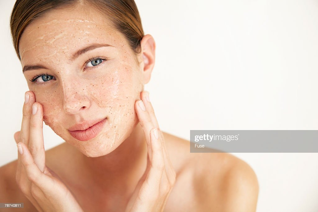Image result for exfoliate skin gettyimages