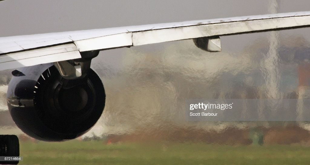 Aviation - The Fastest Growing Source Of Greenhouse Gases : News Photo