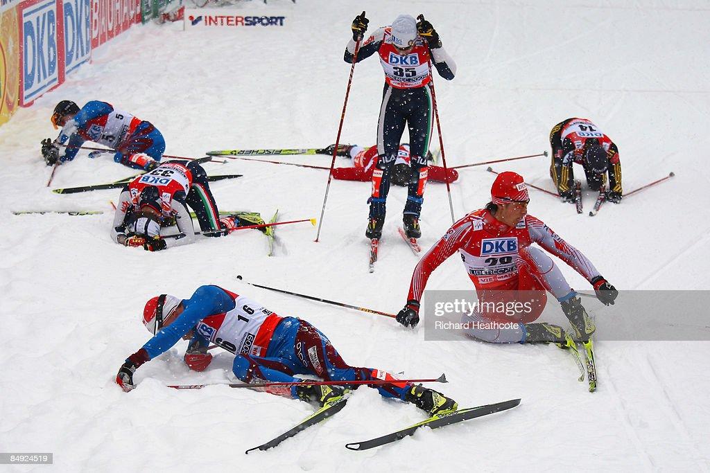 Nordic Combined - FIS Nordic World Ski Championships 2009 : News Photo
