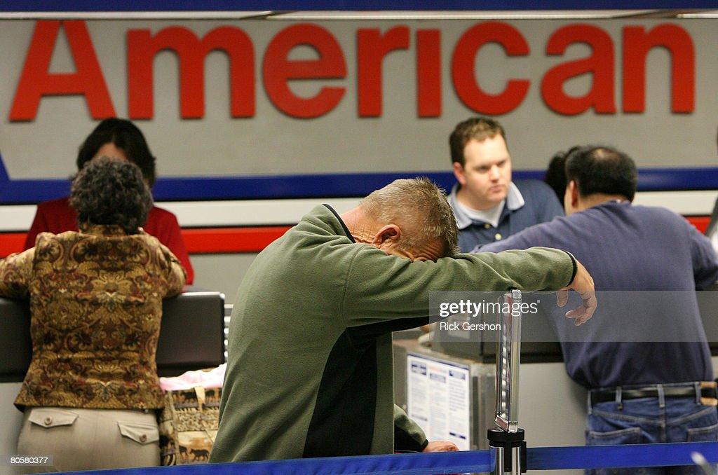 American Airlines Cancels 850 Flights : Fotografía de noticias
