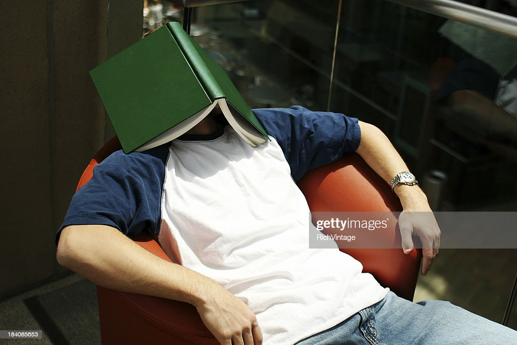 Exhaustion : Stock Photo