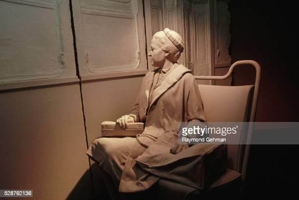 Exhibit Featuring Rosa Parks in the Birmingham Civil Rights Institute