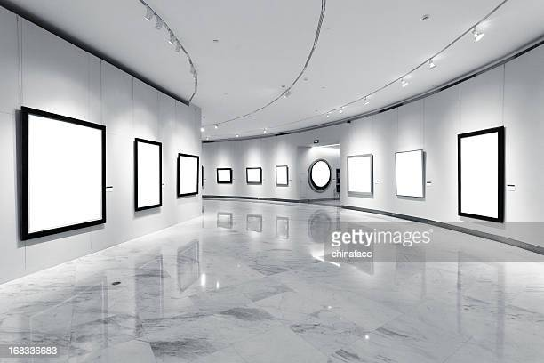 exhibition frames - art museum stock pictures, royalty-free photos & images