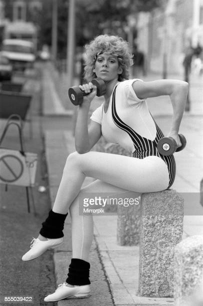 Exhibition of sports and leisure held at Olympia London, 23rd September 1984.