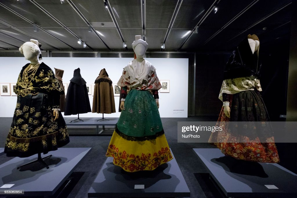 Exhibition of the 'ICONS of STYLE' in Madrid