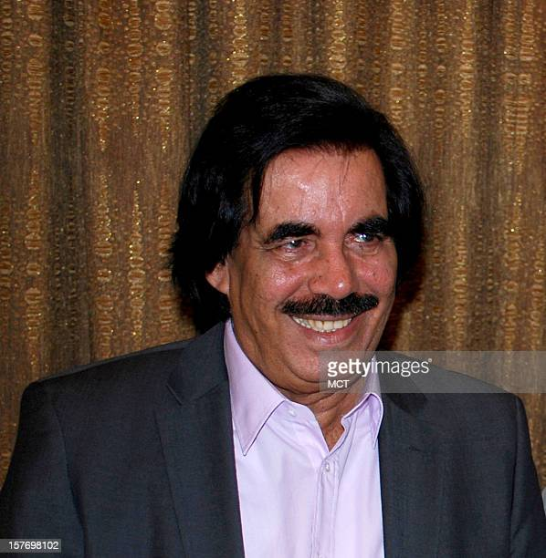 Exiled former Yemeni vice president Ali Salem al Beidh, shown in this November 2012 photo, stands in his office in Beirut, Lebanon. Beidh was one of...